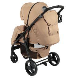 Прогулочная коляска McCan M-7, цвет: бежевый