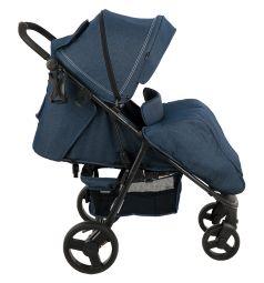 Прогулочная коляска McCan M-7, цвет: синий