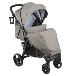 Прогулочная коляска McCan M-7, цвет: серый
