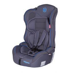 Автокресло BabyCare Upiter Plus, цвет: голубой/серый