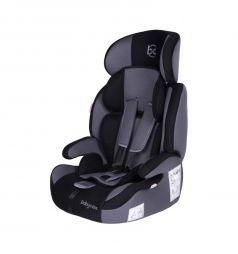 Автокресло BabyCare Legion, цвет: черный/серый