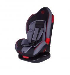 Автокресло BabyCare Polaris, цвет: черный/серый