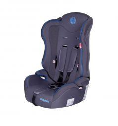Автокресло BabyCare Upiter, цвет: серый/синий