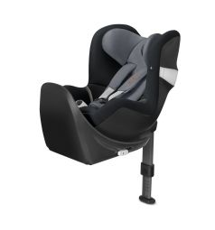 Автокресло Cybex Sirona M2 i-Size&Base, цвет: pepper black