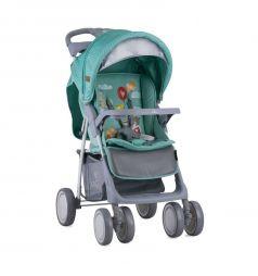 Прогулочная коляска Lorelli Foxy, цвет: зеленый