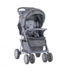 Прогулочная коляска Lorelli Foxy, цвет: серый