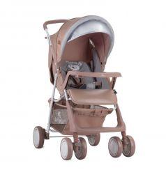 Прогулочная коляска Lorelli Terra, цвет: бежевый