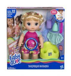 Кукла Baby Alive Танцующая малышка