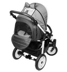 Прогулочная коляска Camarelo Eos, цвет: коричневый/бежевый