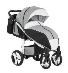 Прогулочная коляска Camarelo Elf, цвет: светло-серый меланж