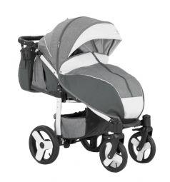 Прогулочная коляска Camarelo Elf, цвет: серый меланж