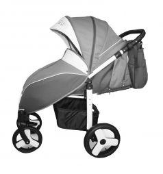 Прогулочная коляска Camarelo Elf, цвет: фуксия/темно-серый