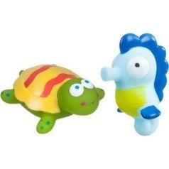 Игрушки для ванны Bondibon Черепаха и морской конек