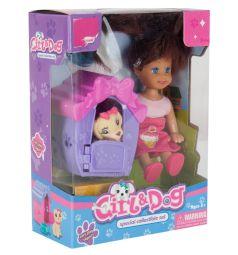 Игровой набор Игруша Кукла с аксессуарами 11 см