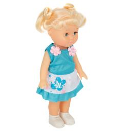 Кукла Tongde Радочка в голубом платье 25 см