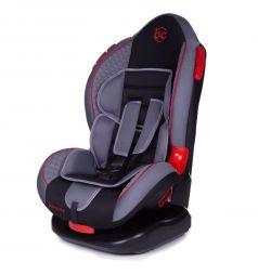 Автокресло BabyCare Polaris, цвет: серый/черный