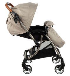 Прогулочная коляска Capella S203, цвет: коричневый