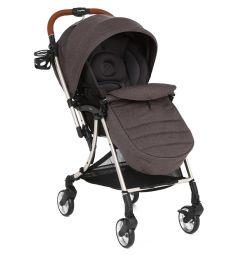 Прогулочная коляска Capella S203, цвет: серый