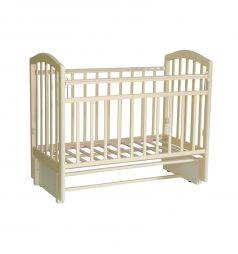 Кровать Sweet Baby Cecilia Avorio, цвет: слоновая кость