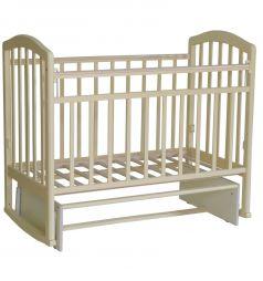 Кровать Sweet Baby Emilia Avorio, цвет: слоновая кость