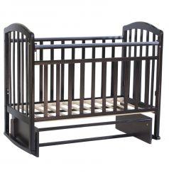 Кровать Sweet Baby Emilia Wenge, цвет: венге