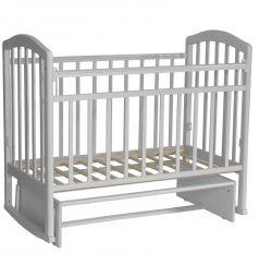 Кровать Sweet Baby Emilia Bianco, цвет: белый