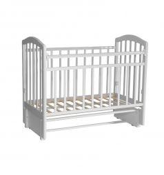 Кровать Sweet Baby Cecilia Bianco, цвет: белый
