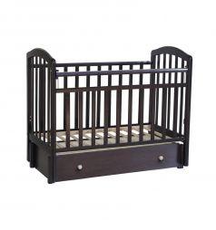 Кровать Sweet Baby Lucia Wenge, цвет: венге