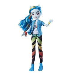 Кукла My Little Pony Девочки эквестрии Рейнбоу Деш 28 см