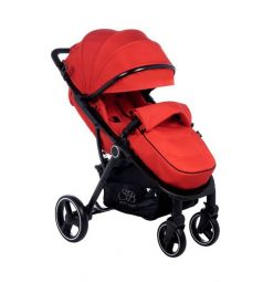 Прогулочная коляска Sweet Baby Suburban Compatto, цвет: red
