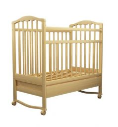 Кровать Агат Золушка-2, цвет: светлый