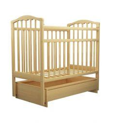 Кровать Агат Золушка-4, цвет: светлый