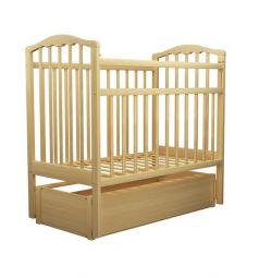 Кровать Агат Золушка-6, цвет: светлый