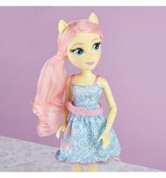 Кукла My Little Pony Девочки эквестрии Флатершай 28 см