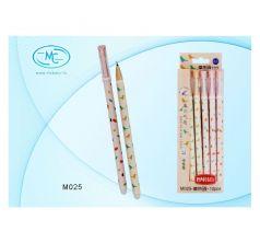 Ручка гелевая MC-Basir пишет-стирает 0,5 мм синий
