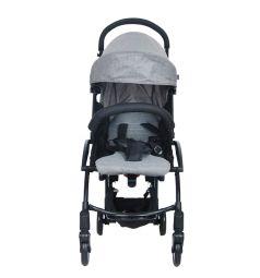 Прогулочная коляска Tommy Yoga, цвет: серый