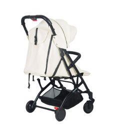 Прогулочная коляска Tommy Trip, цвет: бежевый