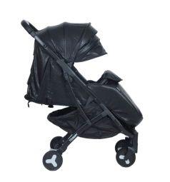 Прогулочная коляска Tommy Travel, цвет: черный