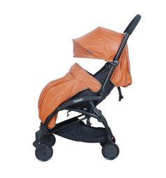 Прогулочная коляска Tommy Yoga, цвет: коричневый