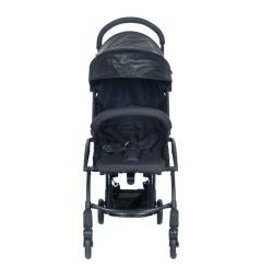 Прогулочная коляска Tommy Yoga, цвет: черный