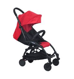 Прогулочная коляска Tommy Yoga, цвет: красный