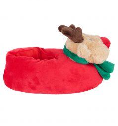 Тапочки-игрушки Forio, цвет: красный