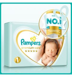 Подгузники Pampers Premium Care (11-16 кг) 42 шт.