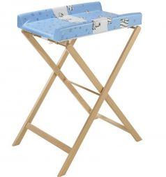 Стол для пеленания складной Geuther Trixi, цвет: натуральный