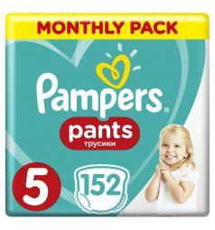 Подгузники-трусики Pampers Pants (12-17 кг) 152 шт.
