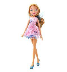 Кукла Winx Магическое сияние Флора 28 см