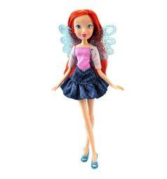 Кукла Winx Два наряда Блум 28 см