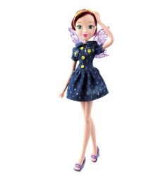 Кукла Winx Стильная штучка Техна 28 см