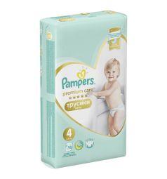 Подгузники-трусики Pampers Premium Care Pants (9-15 кг) 58 шт.