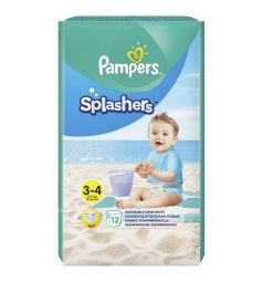 Трусики Pampers Splashers (6-11 кг) 12 шт.